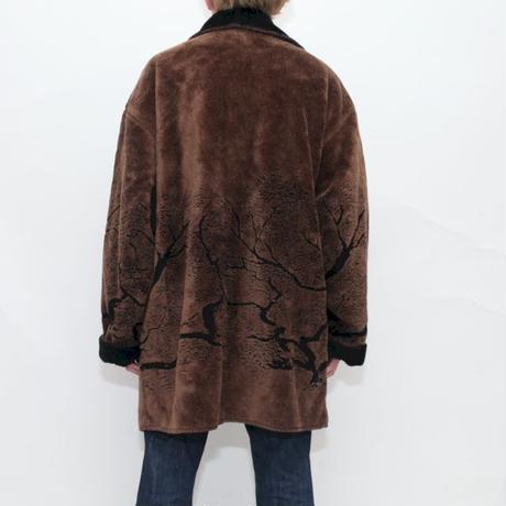Vintage Fleece Coat