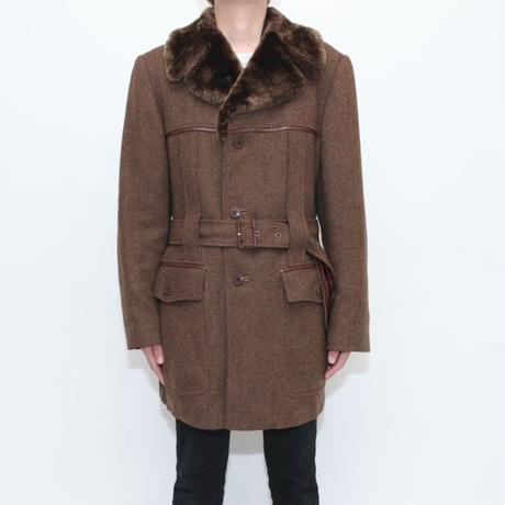 Cortefiel Wool Coat MADE IN SPAIN