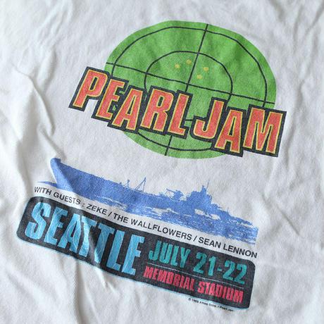 パールジャム バンドTシャツ Pearl Jam T-Shirt