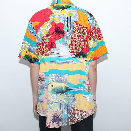 Hard Bleach Aloha S/S Shirt