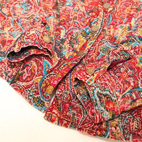 Tapestry Trucker Jaket