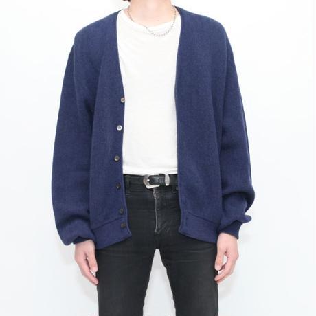 Vintage Alpaca × Wool Knit Cardigan