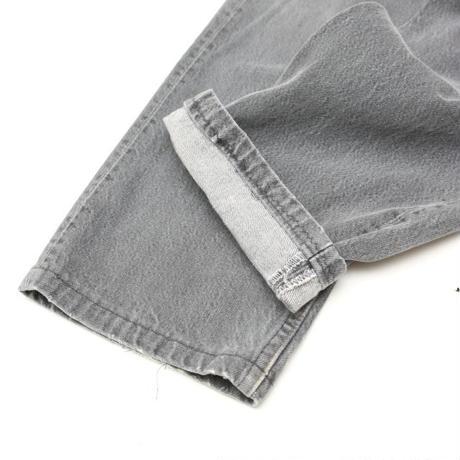Levi's Made  In USA 501 Black Denim Pants