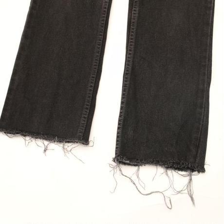 Levis 517 Black Denim Pants  MADE IN USA