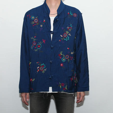 Embroidery China Shirt