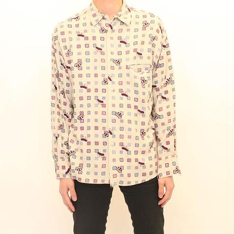 Rayon L/S Shirt