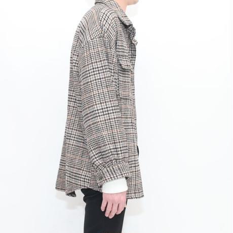 Vintage Wool L/S Shirt