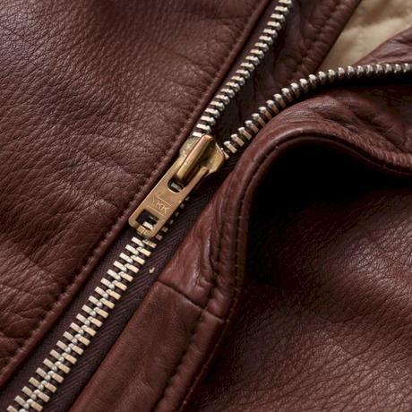G-1 Type  Leather Jacket