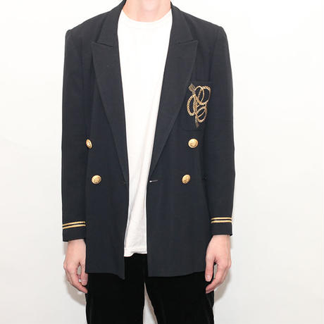 Vintage Tailored Jacket
