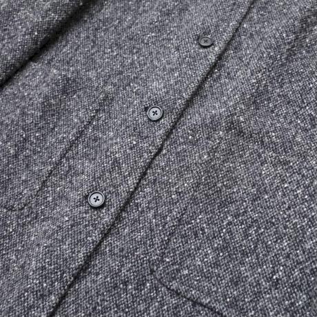 Vintage Wool Coat Skinny Fit