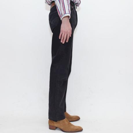 Levi's 501 Black Denim Pants MADE IN USA