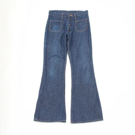 Marverick Boots-Cut  Denim Pants