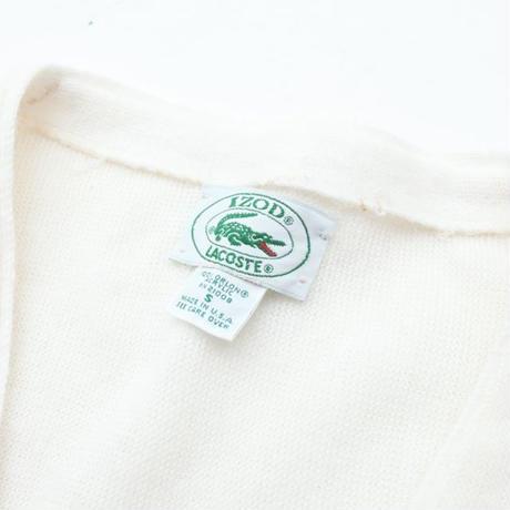 Lacoste Knit Cardigan