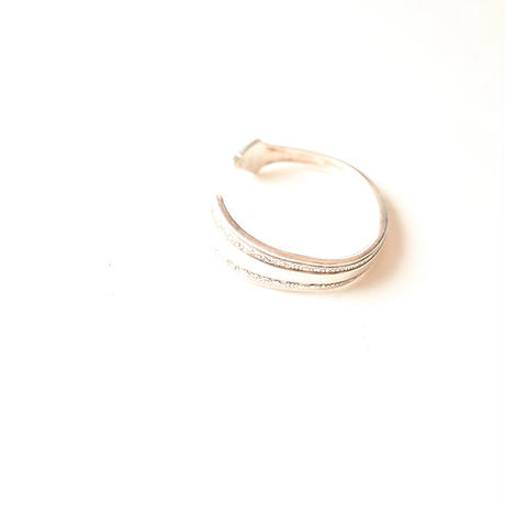 Silver Spoon Bangle