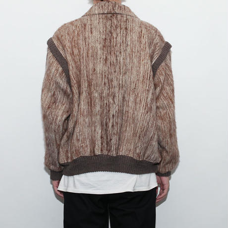 Mohair Wool Jacket