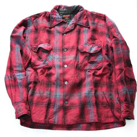 ビンテージ ウールシャツ Vintage Wool Shirt