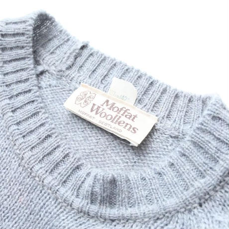 Knit Sweater MADE IN UK