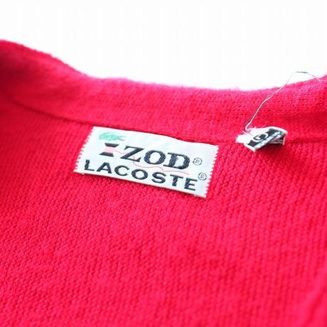 Lacoste Acryl Knit Cardigan