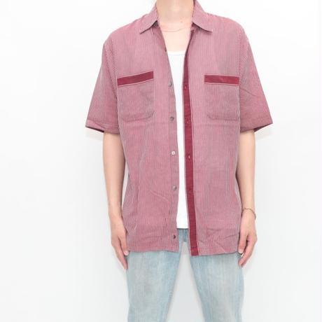 Vintage Stripe S/S Shirt