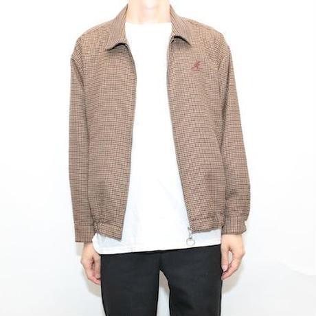 Kangol Gun Club Checker Jacket
