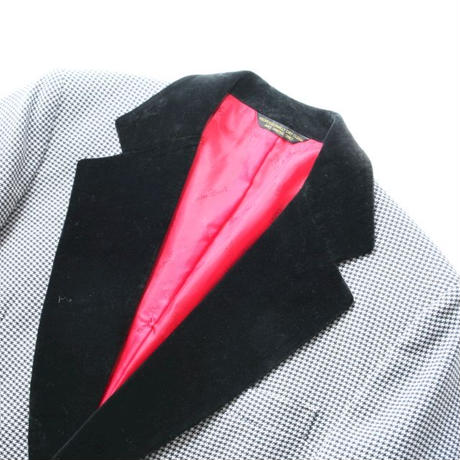 Hound's Tooth Jacket