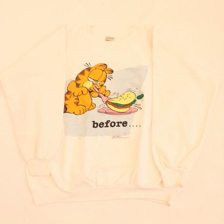 80's Garfield Sweat Shirt
