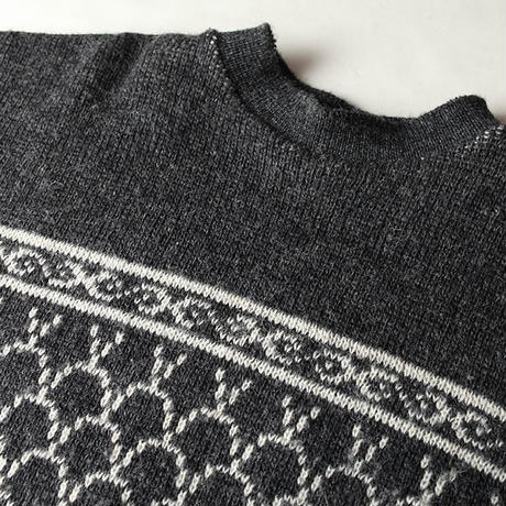 Over Size Knit Sweater
