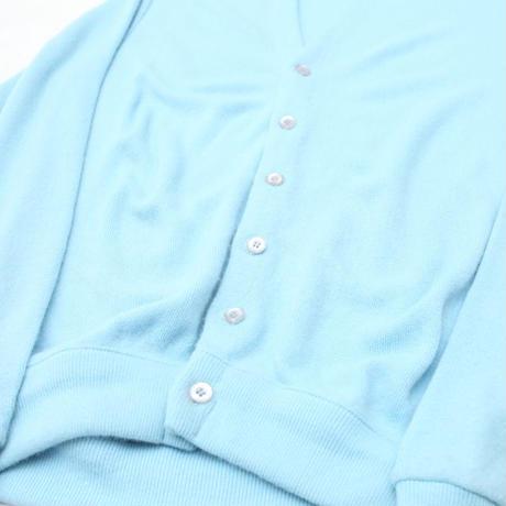 70s Acryl Knit Cardigan