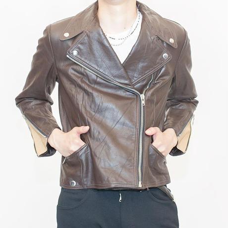 Euro Vintage Leather Jacket