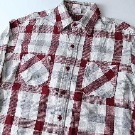 ビッグマック ネルシャツ 刺繍タグ Big Mac
