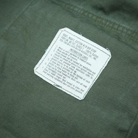ミリタリー ファティーグジャケット リップストップ Military