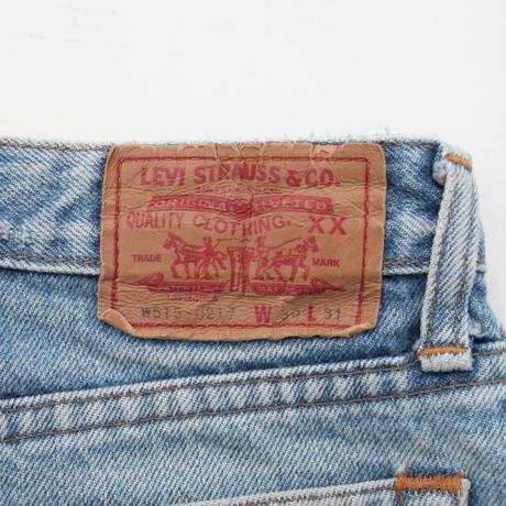 Levi's W515 Denim Pants