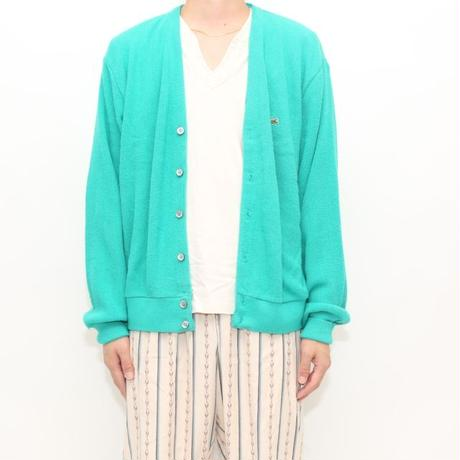 IZOD LACOSTE Knit Cardigan MADE IN USA