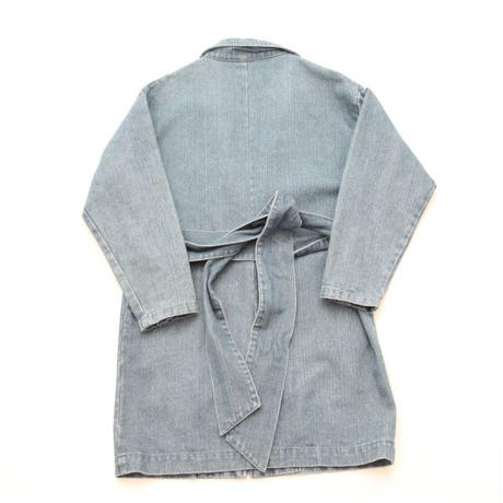 Denim Gown
