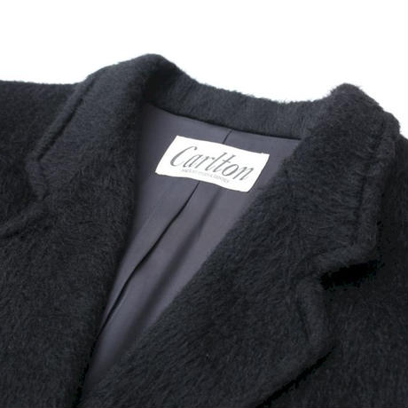 Cashmere & Wool Long Coat  MADE IN ITALY