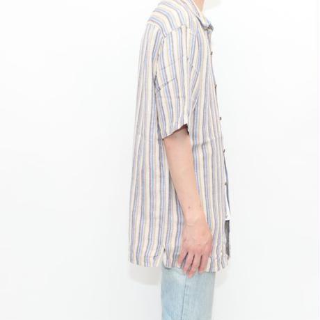 ALFANI Stripe S/S Shirt