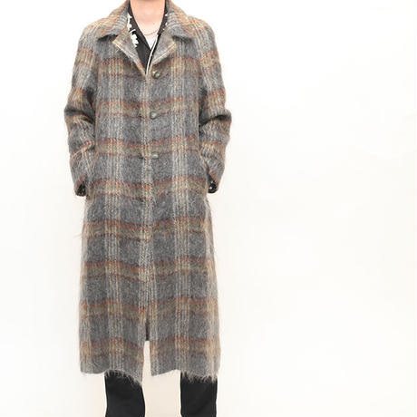 Mohair Long  Coat