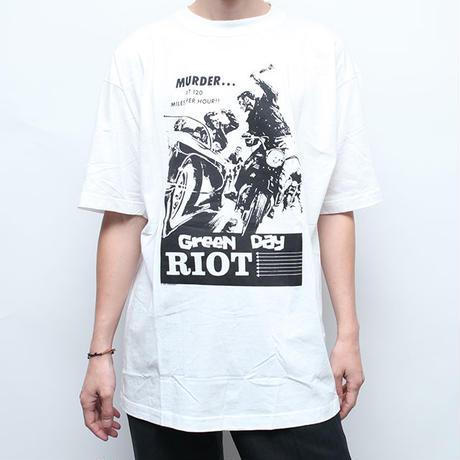 Green Day Dead Stock T-Shirt