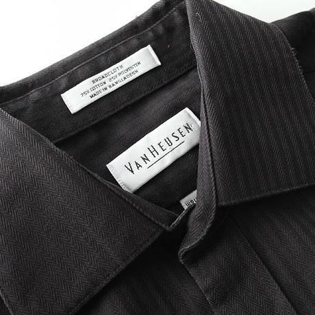 ヘリンボーンドレスシャツ Dress Shirt