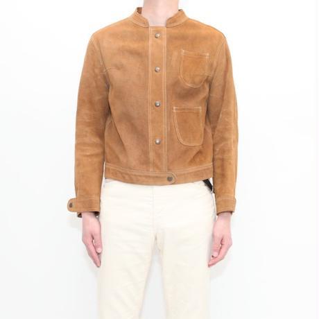 Vintage Suede Leather Jacket MADE IN SWEDEN