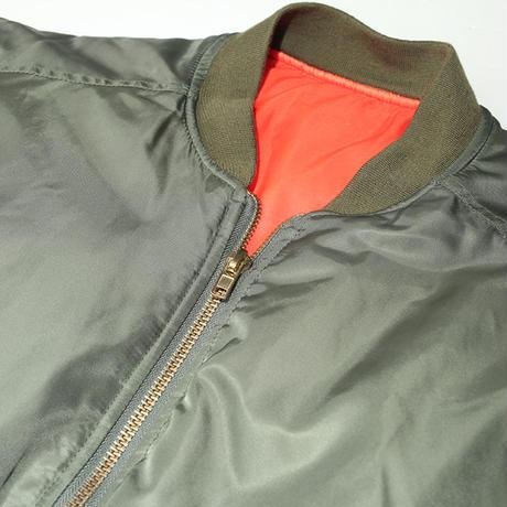 MA-1 ミリタリージャケット カーキ Military Jacket