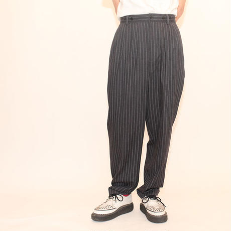 Stripe Slacks Pants
