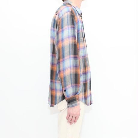 Rayon Check L/S Shirt