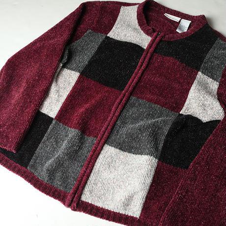 Velvet Knit Cardigan