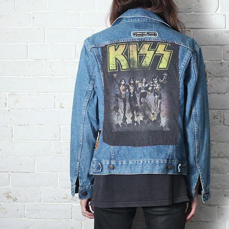 Vintage Special  Custom Denim Jacket