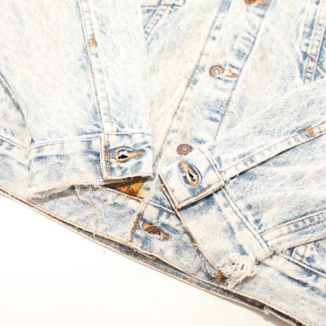 Levis Stone Wash Denim Jacket