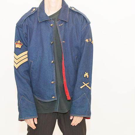 Denim Napoleon Jacket