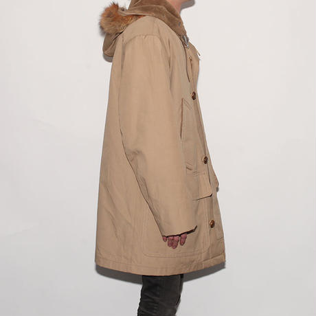 MIGHTY MAC Hooded Coat