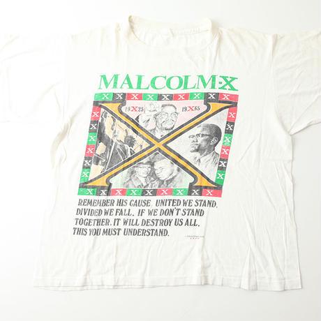 マルコムX Tシャツ Vintage Malcolm X T-Shirt