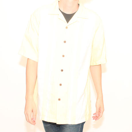Rayon Relaxed S/S Shirt